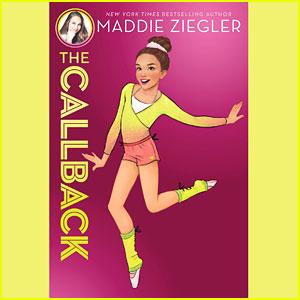 Maddie Ziegler Announces Second Book Title & Release Date