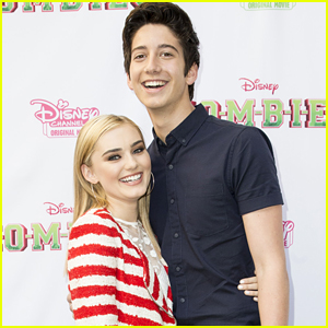 Meg Donnelly Has The Sweetest Birthday Wishes For 'Zombies' Co-star Milo Manheim
