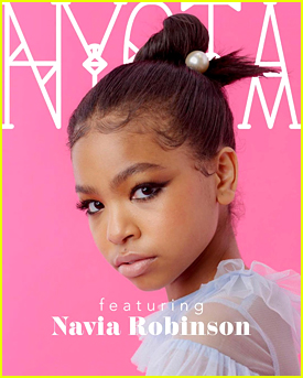 'Raven's Home' Star Navia Robinson Opens Up About Her 'Acting Sessions' With Raven-Symone & Anneliese van der Pol