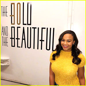 Nia Sioux Books Role on Soap Opera 'The Bold & The Beautiful'