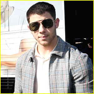 Nick Jonas is Showing Off His New Tour Bus!