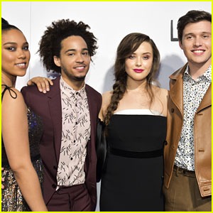 'Love, Simon' Cast Premieres the Movie in Los Angeles!