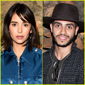 Nina Dobrev To Star In 'Run This Town' Alongside Aladdin's Mena Massoud
