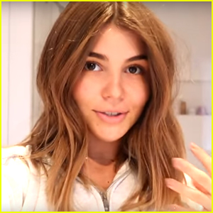Olivia Jade Shows Off Her New Short Hair in New Vlog