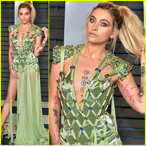 Paris Jackson Gives Us Tinker Bell Vibes at Oscars After Party!