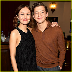 Tye Sheridan & Olivia Cooke Debut 'Ready Player One' at SXSW