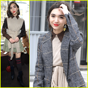 Rowan Blanchard Has Two New Acting Projects Coming Up