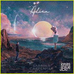 Sabrina Carpenter & Jonas Blue Drop 'Alien' Single – Stream