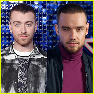 Sam Smith & Liam Payne Strike a Pose at Global Awards 2018!