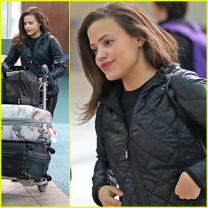 Sarah Jeffery Gets New 'Charmed' Co-Star in Charlie Gillespie