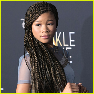 Storm Reid Dishes on Biggest Challenges While Filming 'A Wrinkle in Time'