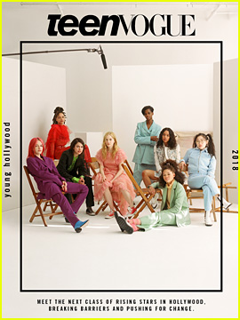 Storm Reid, Laura Harrier, Ellie Bamber & More Discuss Gender Equality & Representation in Hollywood