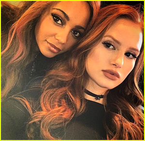 Vanessa Morgan Dishes On Toni & Cheryl's Potential Romance on 'Riverdale'