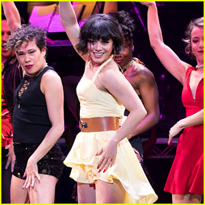 Vanessa Hudgens Dances Up a Storm in 'In the Heights' (Photos)