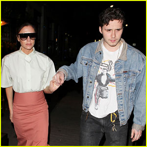 Brooklyn Beckham Spends the Day with Mom Victoria!