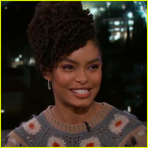 Yara Shahidi Opens Up About Heading Off to Harvard - Watch Now!