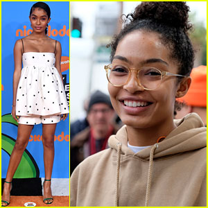 Yara Shahidi Pulls Double Duty with KCAs & March For Our Lives in Same Day!