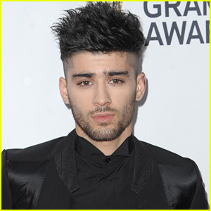 Zayn Malik Shows Off New Bleached Hair on Instagram!