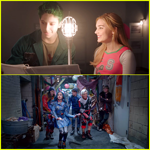 Descendants 2's 'Chillin' Like A Villain' & Zombies 'Someday' Get a Mash Up Treatment & The Result is Awesome! (Exclusive)