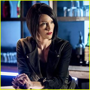 Laurel Teams Up With Diaz on Tonight's New 'Arrow'