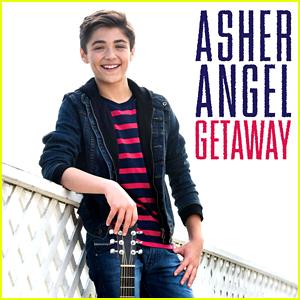Asher Angel Drops New Song 'Getaway' - Listen & Download Here!
