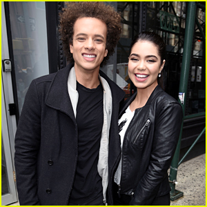 Rise's Auli'i Cravalho & Damon J. Gillespie Open Up About Their Close Friendship Off Screen