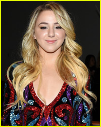 Chloe Lukasiak's Prom Look Was So Pretty!
