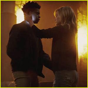 Olivia Holt & Aubrey Joseph Are a Divine Pairing in Final 'Marvel's Cloak & Dagger' Trailer