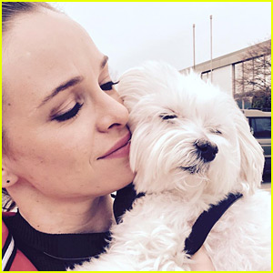 Danielle Panabaker Mourns Passing Of Her Dog Bella