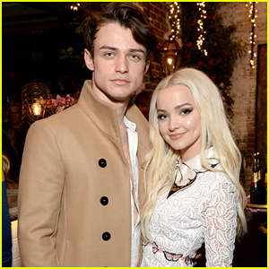 Dove Cameron Celebrates Thomas Doherty's Birthday With The Sweetest Note!