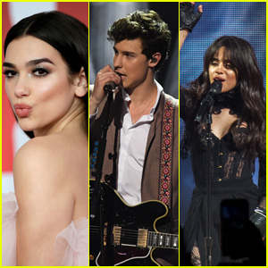 Dua Lipa, Shawn Mendes & Camila Cabello Are All Performing at BBMAs 2018!