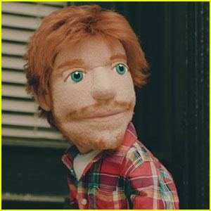 Ed Sheeran Drops 'Happier' Music Video Featuring His Puppet Lookalike - Watch!