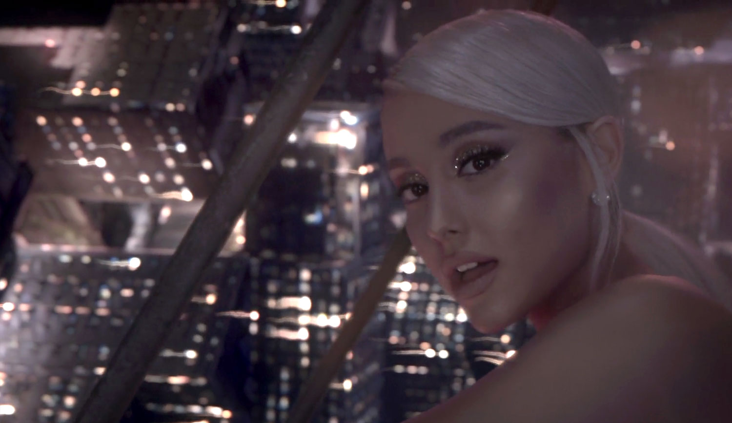 Ariana Grande's 'No Tears Left To Cry' Video Will Turn