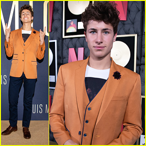 Juanpa Zurita Hits Mexico City Premiere of New Show 'Luis Miguel'