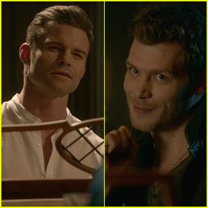 Klaus Breaks The Rules In New 'Originals' Final Season Clip - Watch Here!