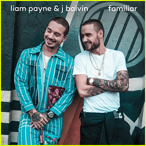 Liam Payne & J Balvin's New Song 'Familiar' is Out - Stream & Download!