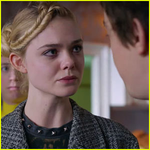Elle Fanning & Alex Sharp Embark on a Punk Rock Adventure in 'How to Talk to Girls at Parties' Trailer - Watch!