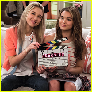 Paris Berelc Reveals How She Prepared To Play Someone with Cancer on 'Alexa & Katie' (Exclusive)