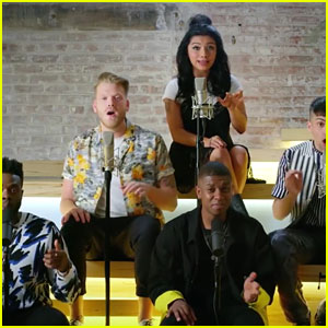 Pentatonix Mash Up Every Song From Their New Album 'Top Pop, Vol 1'