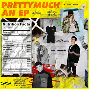 PRETTYMUCH Launch Their First Ever EP - Listen & Download Here!