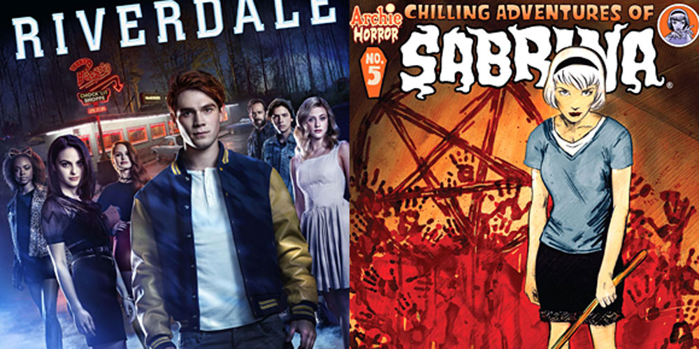 Riverdale Ep On Chilling Adventures Of Sabrina