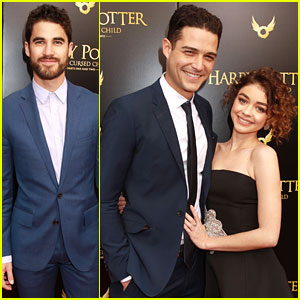 Sarah Hyland & Wells Adams Make 'Harry Potter & The Cursed Child' a Date Night
