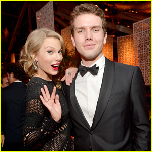 Taylor Swift Celebrates Her Brother Austin on National Siblings Day!