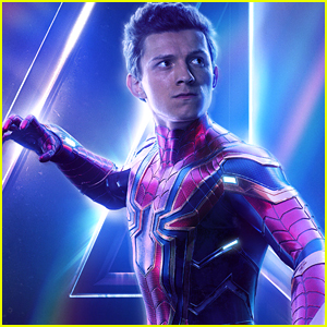 Tom Holland's Spider-Man Gets Upgraded Suit in 'Avengers: Infinity War'