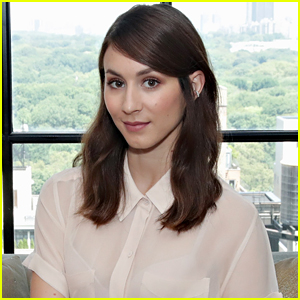 Troian Bellisario Dishes On If She'd Ever Direct An Episode of 'The Perfectionists'