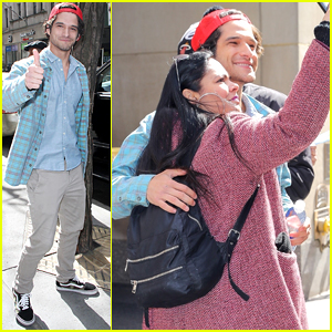 Tyler Posey Dishes on Shooting New Movie 'Truth or Dare'