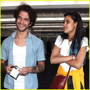 Tyler posey dating who