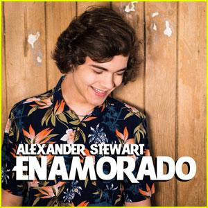 Alexander Stewart Premieres 'Enamorado' - Listen Now! (Exclusive)