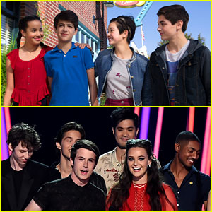 'Andi Mack' & '13 Reasons Why' Receive Television Academy Honors