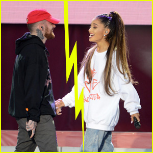 Ariana Grande & Mac Miller Have Broken Up (Report)